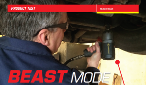 Products Test: Roadcraft Beast 1/2 impact wrench